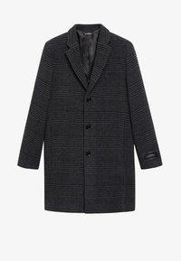 Mango - UTAH - Classic coat - mittelgrau meliert - 6