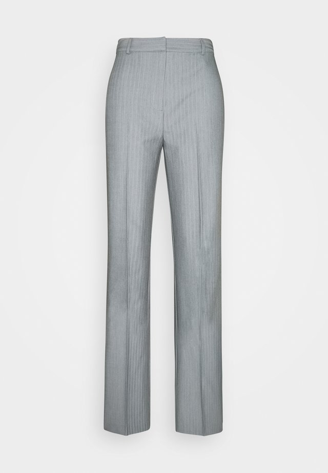 ENSMITH PANTS  - Pantalon classique - grey