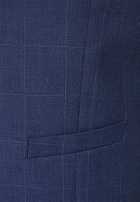 Isaac Dewhirst - THE FASHION SUIT 3 PIECE WINDOW CHECK SET - Completo - blue - 8
