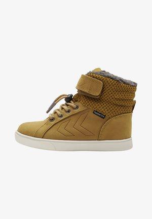 SPLASH  - Winter boots - bombay brown