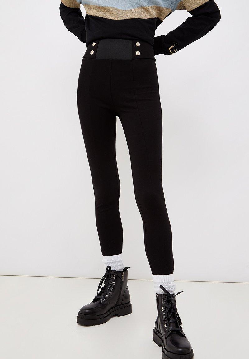 Liu Jo Jeans - Trousers - black
