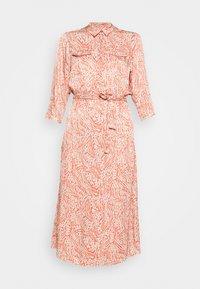 Expresso - DELPHINE - Shirt dress - coral - 4