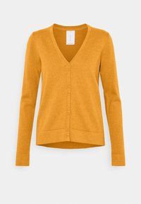 Thought - LOREN CARDIGAN - Gilet - amber - 0