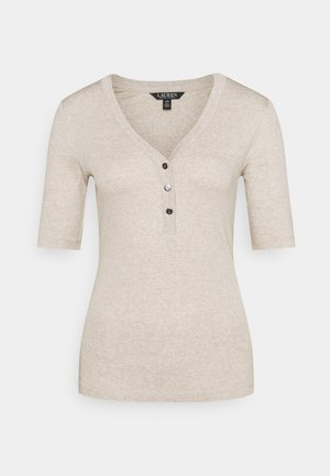 NEED - T-shirts - farro heather