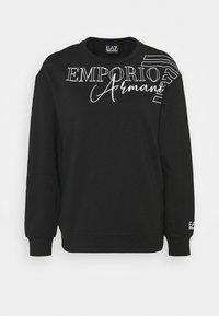 EA7 Emporio Armani - Bluza - black - 0
