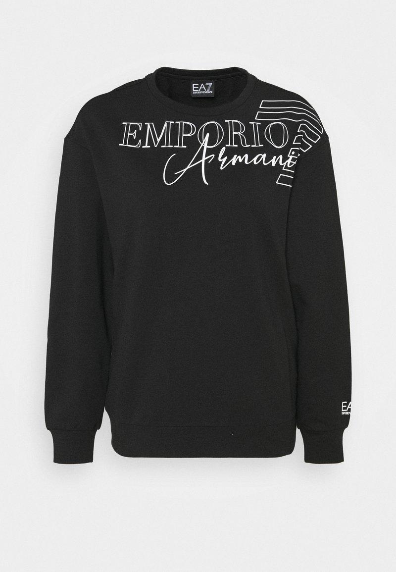 EA7 Emporio Armani - Bluza - black
