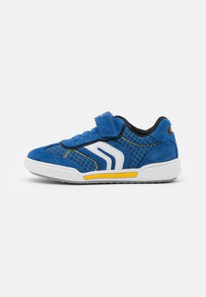 POSEIDO BOY - Trainers - royal/yellow