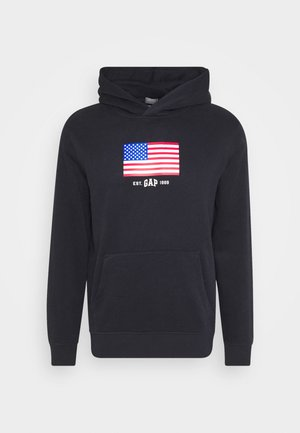 FLAG - Hoodie - new classic navy