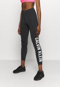 Calvin Klein Performance - FULL LENGTH - Leggings - black - 0