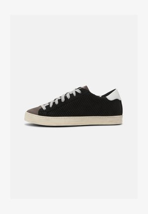 JOHN UNISEX - Sneakersy niskie - black