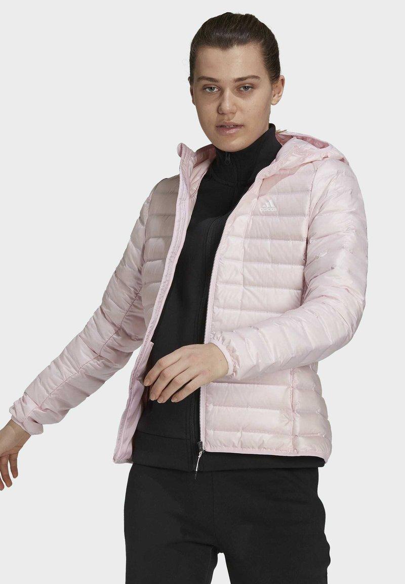 adidas Performance - VARILITE - Dunjakke - pink