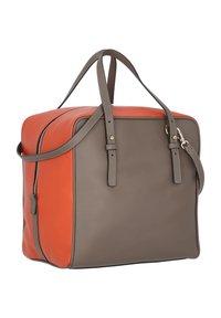 Gabs - JENNIFER - Handbag - gray/red - 1