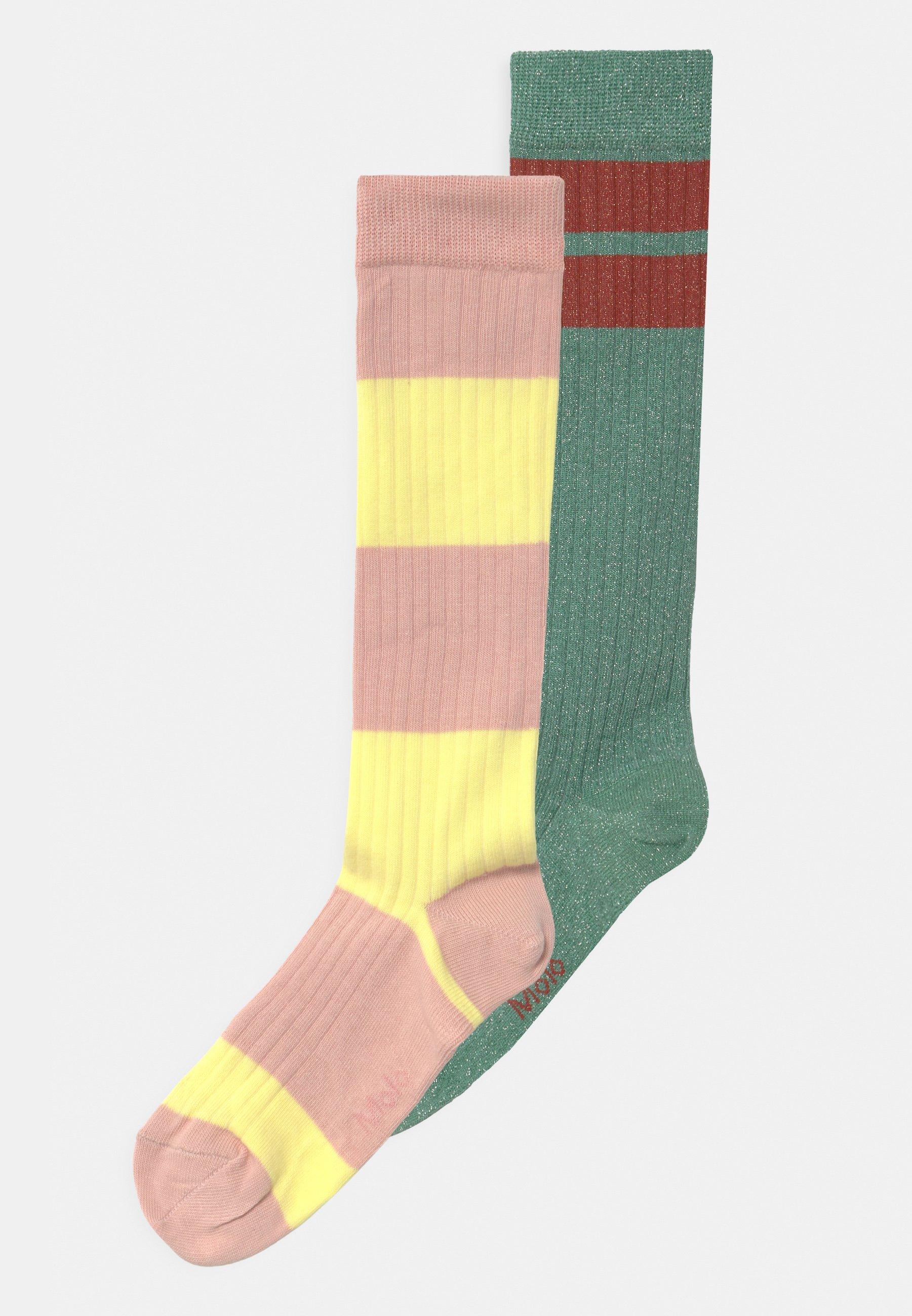 Kids NORVINA 2 PACK - Knee high socks