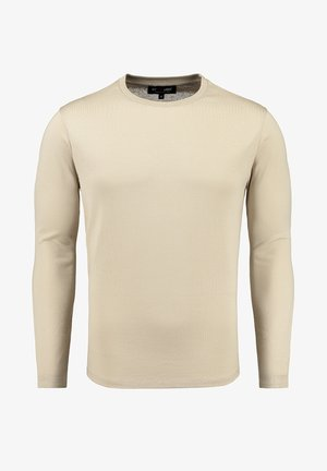 MLS LISBOA ROUND - Jumper - beige