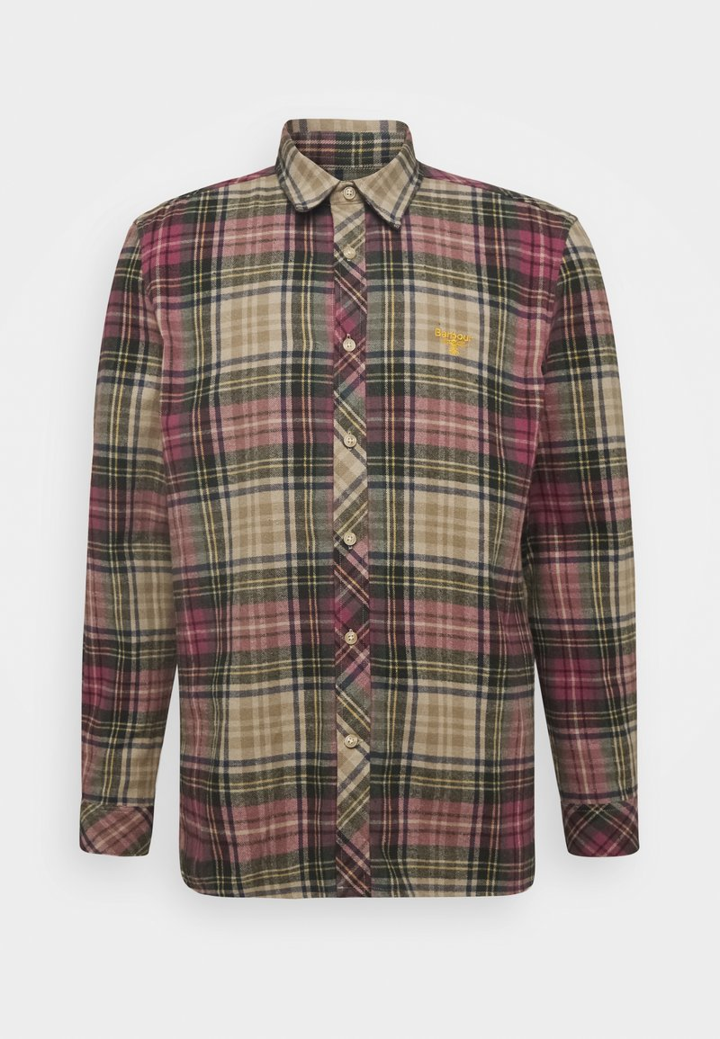 Barbour Beacon - CORNERSTONE - Shirt - stone