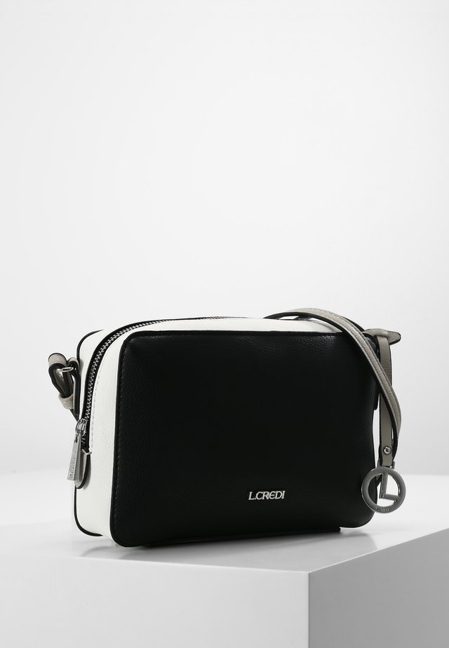EDLYN  - Across body bag - black