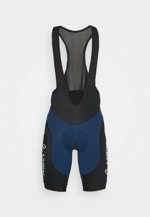 BIKE BIB SHORTS WINNER - Tights - deep water