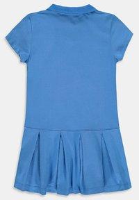 Esprit - Jersey dress - light blue - 1