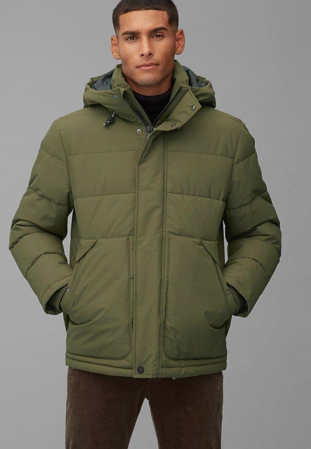 Winter jacket - utility olive