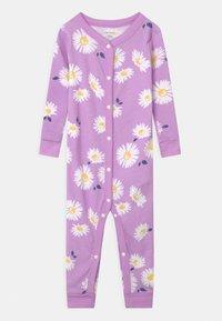 Carter's - SNAPS DAISY - Pyjamas - purple - 0