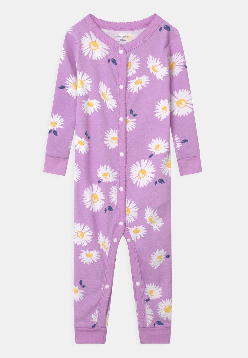 Carter's - SNAPS DAISY - Pyjamas - purple