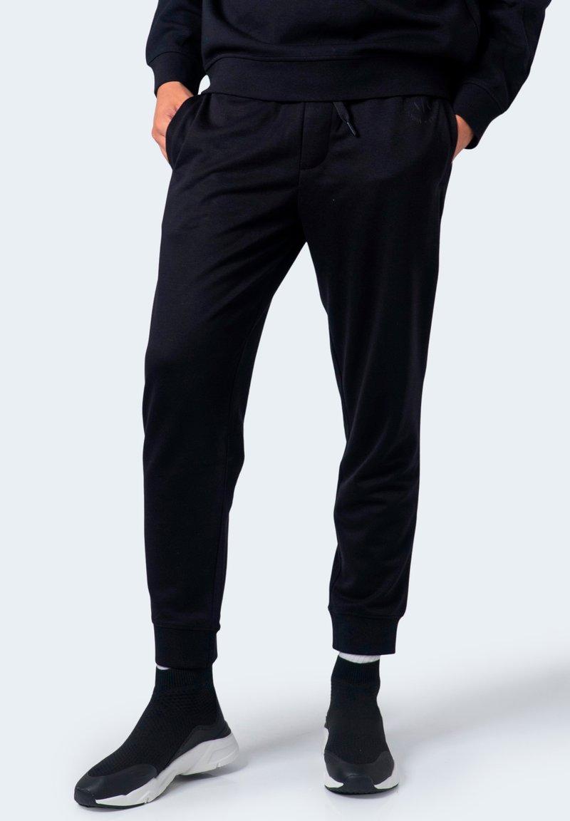 Armani Exchange - Pantaloni sportivi - black