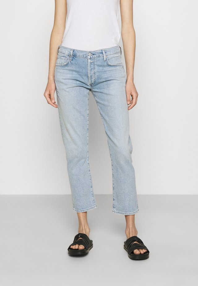 EMERSON - Relaxed fit jeans - la lune