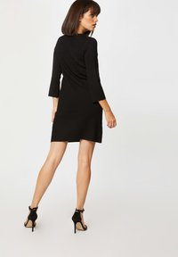 Morgan - STRAIGHT  WITH ZIPPED DETAILS - Jumper dress - black - 2