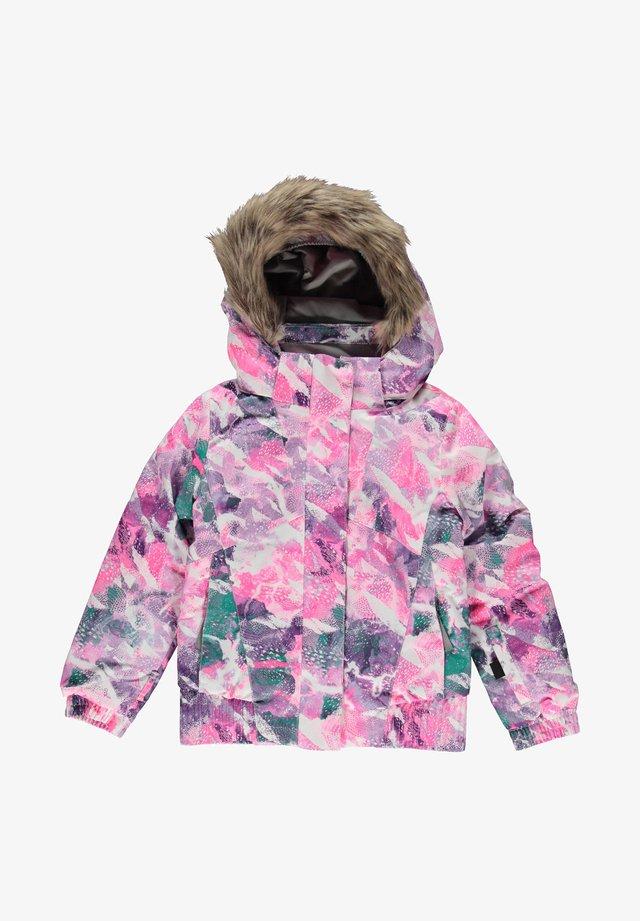 Snowboard jacket - orchidee