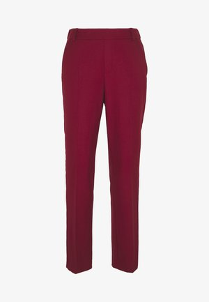 GERRY TWIGGY PANT - Stoffhose - biking red