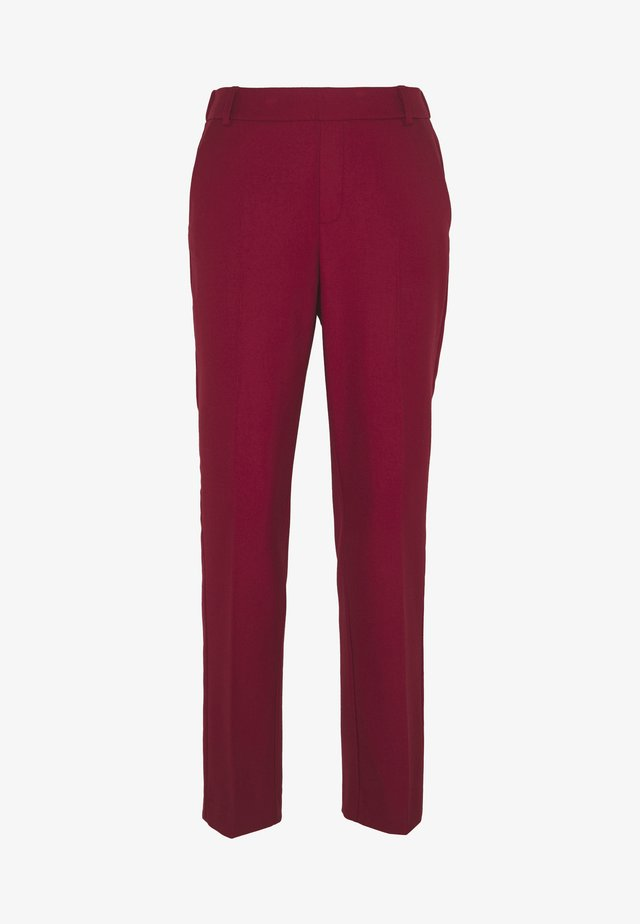 GERRY TWIGGY PANT - Pantaloni - biking red