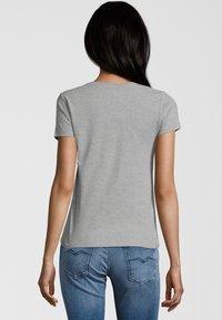 COBRAELEVEN - ATALAY - Print T-shirt - grey - 1