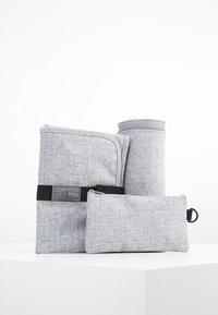 Lässig - NECKLINE BAG - Baby changing bag - black melange - 5