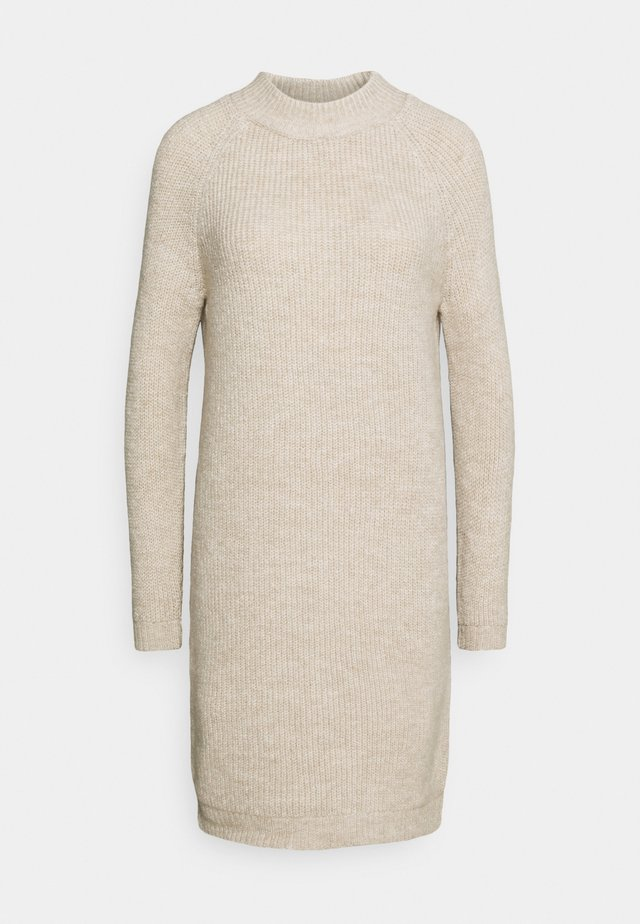 ONLJADE DRESS TALL  - Jumper dress - whitecap gray/melange