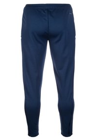 adidas Performance - TEAM 19  - Tracksuit bottoms - navy blue/white - 1