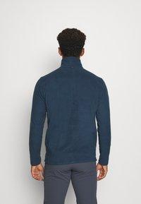 Vaude - MENS ROSEMOOR JACKET - Fleece jacket - steelblue - 2