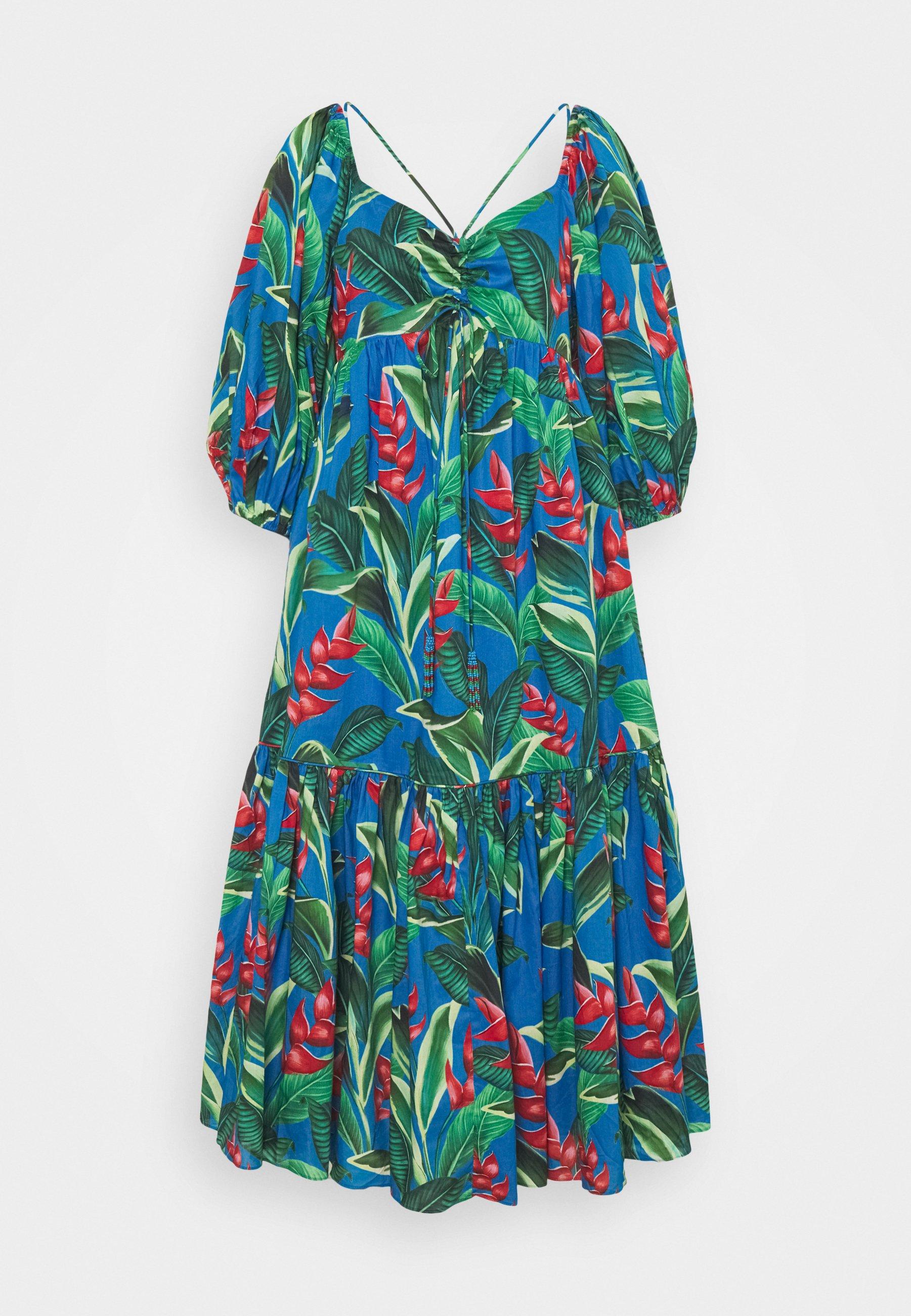 Women DREAM GARDEN DRESS - Day dress