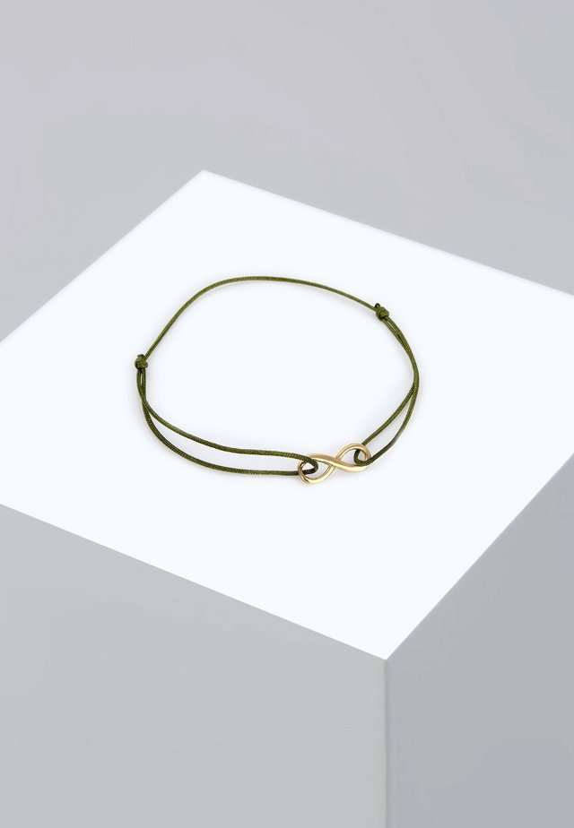 INFINITY TREND - Armband - gold-coloured