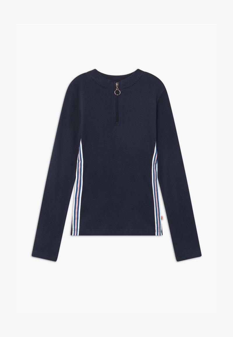 Lemon Beret - TEEN GIRLS - Long sleeved top - navy blazer