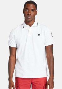 Timberland - Polo shirt - white - 0
