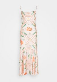 PEACH SUNSHINE MYA DRESS - Cocktail dress / Party dress - peach