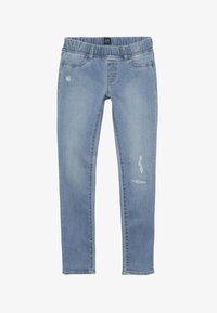 GAP - GIRL - Jeans Skinny Fit - light indigo - 3