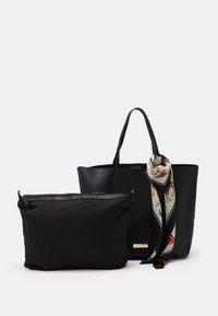 Anna Field - Shoppingveske - black - 3
