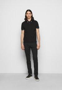 Emporio Armani - Polo shirt - black - 1