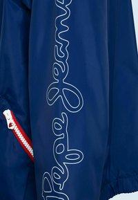 Pepe Jeans - ALAN - Light jacket - stahl blau - 2