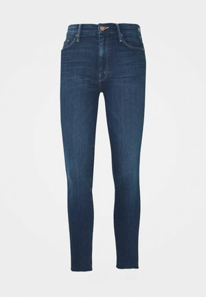 HIGH WAISTED LOOKER ANKLE FRAY - Jeans Skinny Fit - home movies
