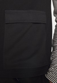 Only & Sons - ONSKING LIFE  - Waistcoat - black - 4
