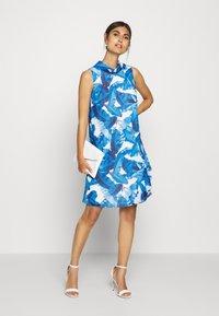 comma - Cocktail dress / Party dress - blue - 1