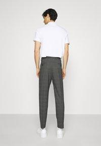 Esprit Collection - GLENCHECK - Suit - dark grey - 5
