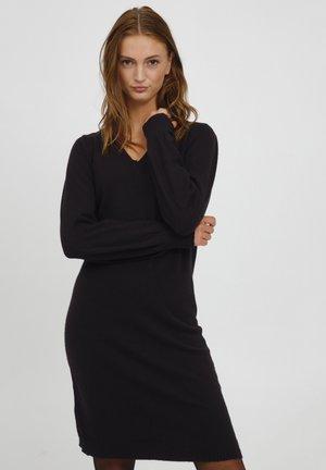 BYMILO V - Shift dress - black